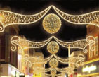 DECORATIVE LIGHTING KUWAIT