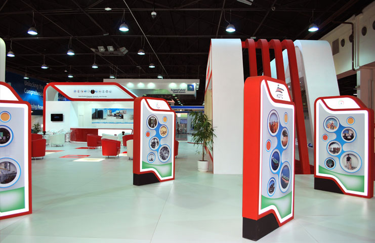 Exhibition Stand Kuwait : Kuwait express interior designer in exhibition